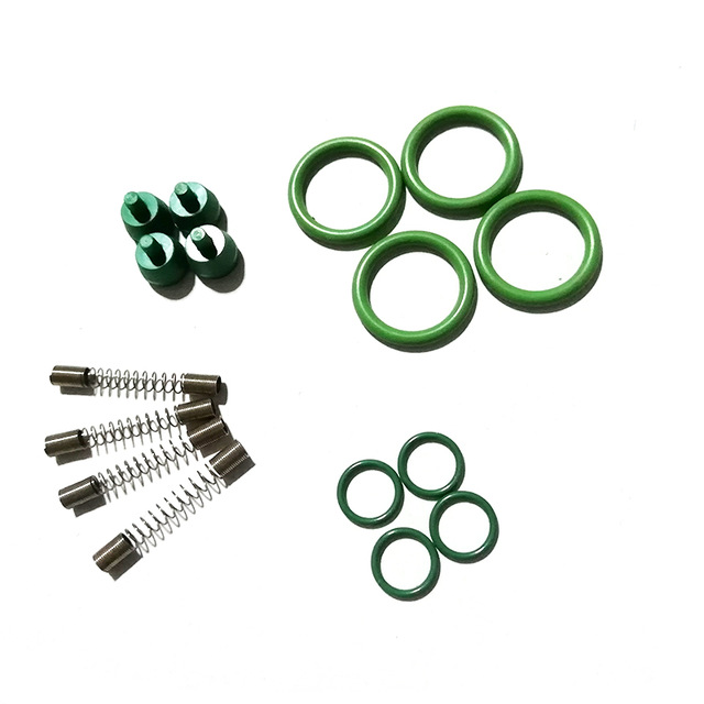 LPG CNG Kits For NT401 Injector Rail CNG Car Natural Gas Injection Rail OMVL Common Rail Spring Apron Repair Kit Elysee
