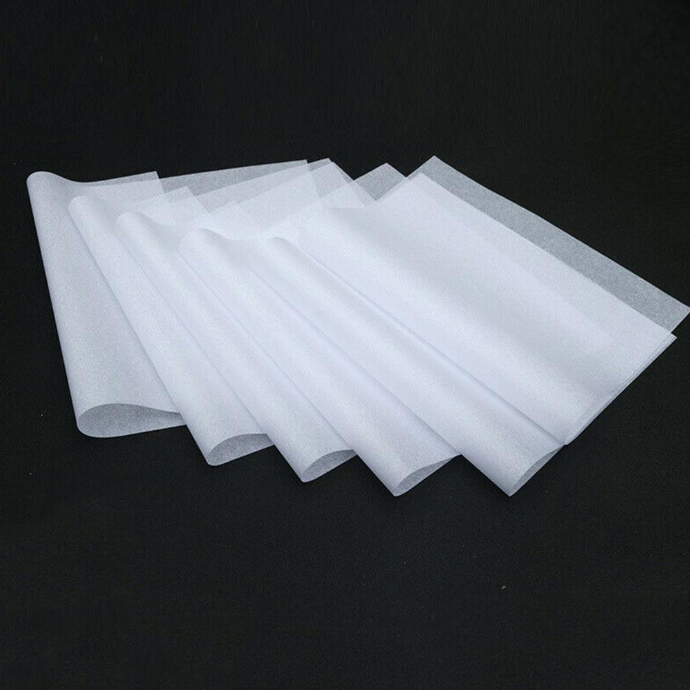 Office-Supplies Paper Craft Drawing-Sheet Tracing Paperfor-Patterns-Calligraphy Translucent