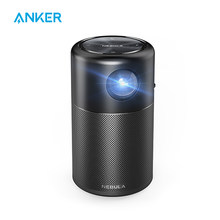 Anker nebulosa cápsula inteligente portátil wi-fi mini projetor bolso cinema com dlp 360