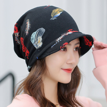 New 4 Use Cap Knitted Scarf & Winter Hats for Women Ladies Casual Hip Hop Cap Girls Beanies Skullies Caps Warm Cotton Bonnet Hat