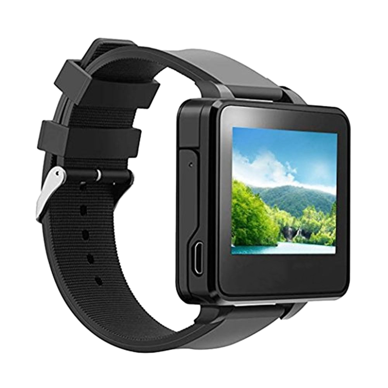 AMS-FPV Watch Wireless Receiver 5.8Ghz 32 Ch HD 960 x <font><b>240</b></font> <font><b>Monitor</b></font> Real-Time image