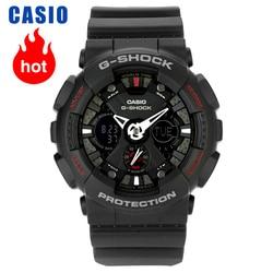 Casio watch G-SHOCK series multifunctional sports men's watch GA-120-1A