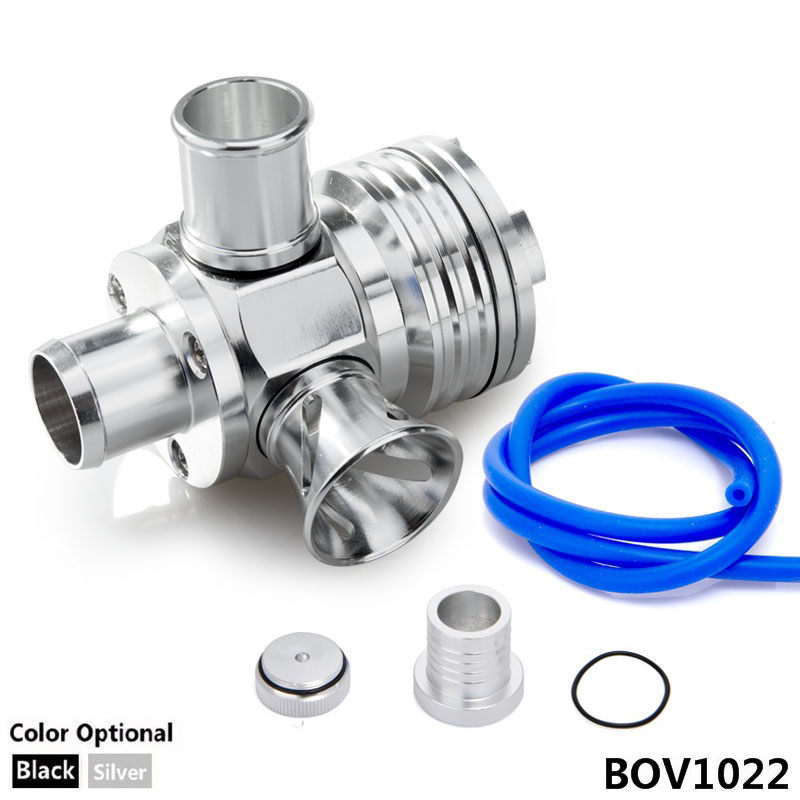 EPMAN Blow Off <font><b>Valve</b></font> S Diverter Turbo BOV Boost For VW Audi <font><b>1.8T</b></font> Golf Jetta New Beetle Passat A4, TT BOV1022 image
