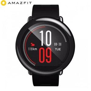 Image 2 - Globale Versione Originale Huami Amazfit Ritmo con il GPS Bluetooth 4G/WiFi Android/iOS Impermeabile Sport Corsa e Jogging Smart orologio