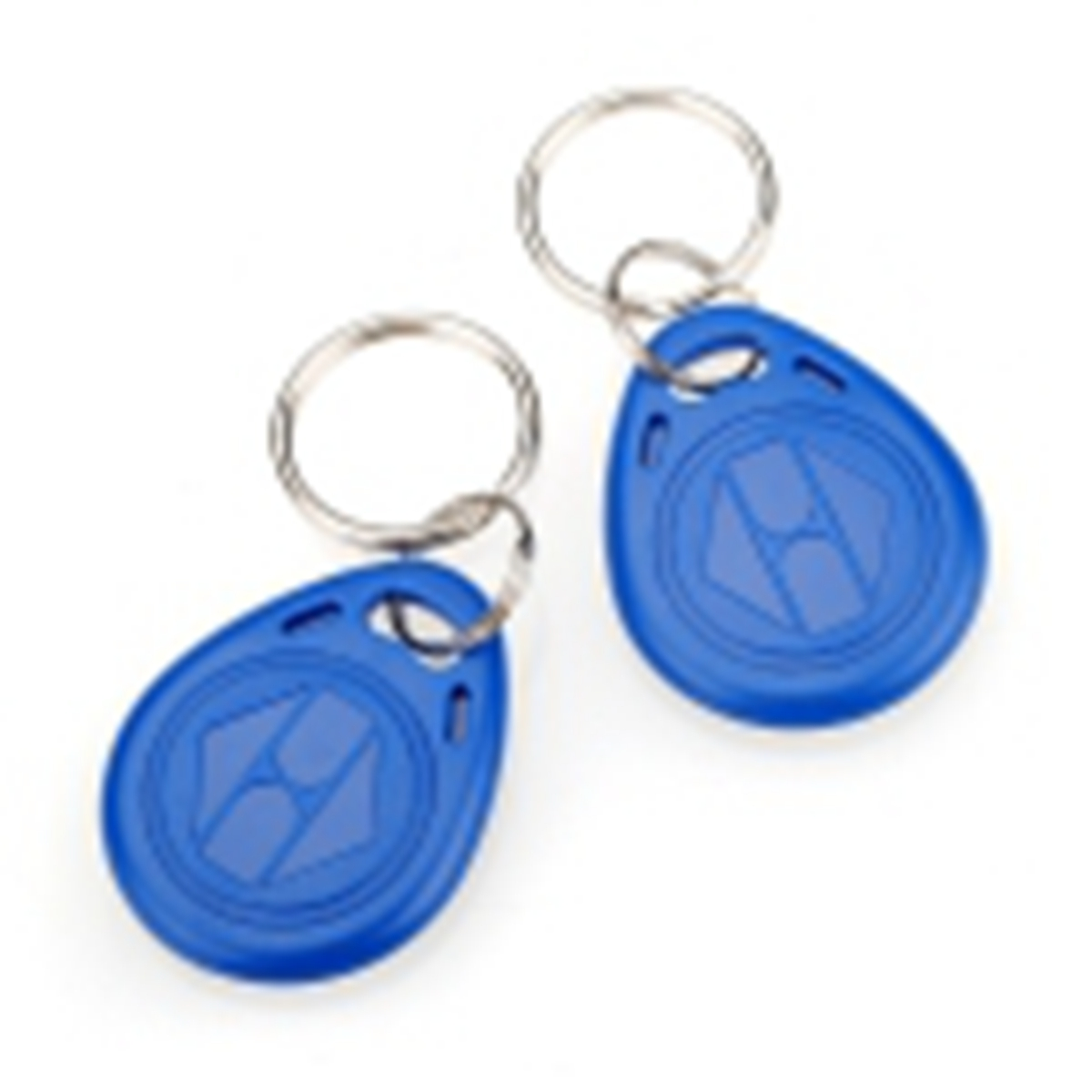 125kHz RFID  ID Token Tag Key  Proximity Keyfobs 1pcs Keychain Chain Plastic  For Access System