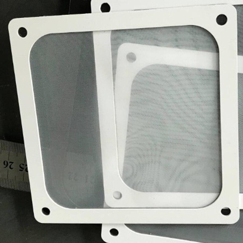 Магнитный пылезащитный сетчатый защитный чехол для вентилятора с отверстием для ПК, чехол для компьютера, аксессуары для охлаждающего вентилятора