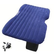 Car SUV Travel Universal Seat Bed Inflatable Mattress Air Sleep Rest Multi Functional Outdoor Camping Sex Furniture