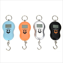 Digital-Scales Electronic-Weight-Scale-Luggage Backlight Portable 1pcs LCD 50kg/10g