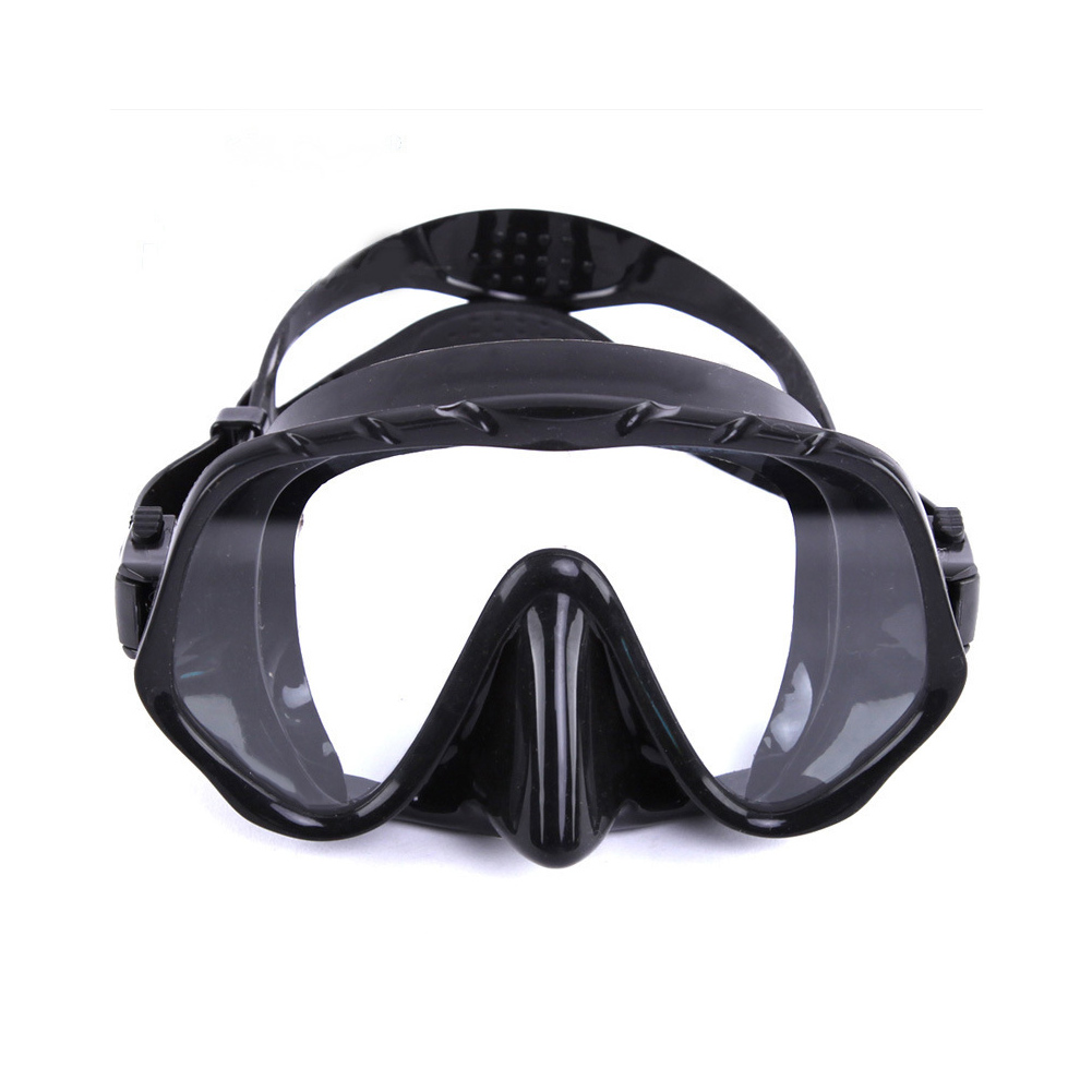 Diving Goggles Waterproof Clear Vision Silicone Seal Strap Swimming Glasses THJ99