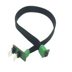 SPI J6100 para MacBook Air Pro 2010-2018 EFI SPI-ROM 1,0 cable de silicona con mejor señal y fuente de alimentación, menor resistencia