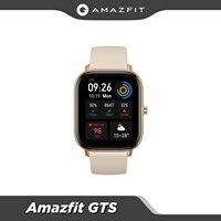 [PLAZA] Versión global Amazfit GTS reloj inteligente batería de 12 días vida 5ATM actividad resistente al agua