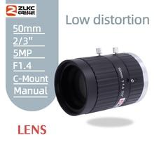 Camera Lens 50mm C-Mount 2/3