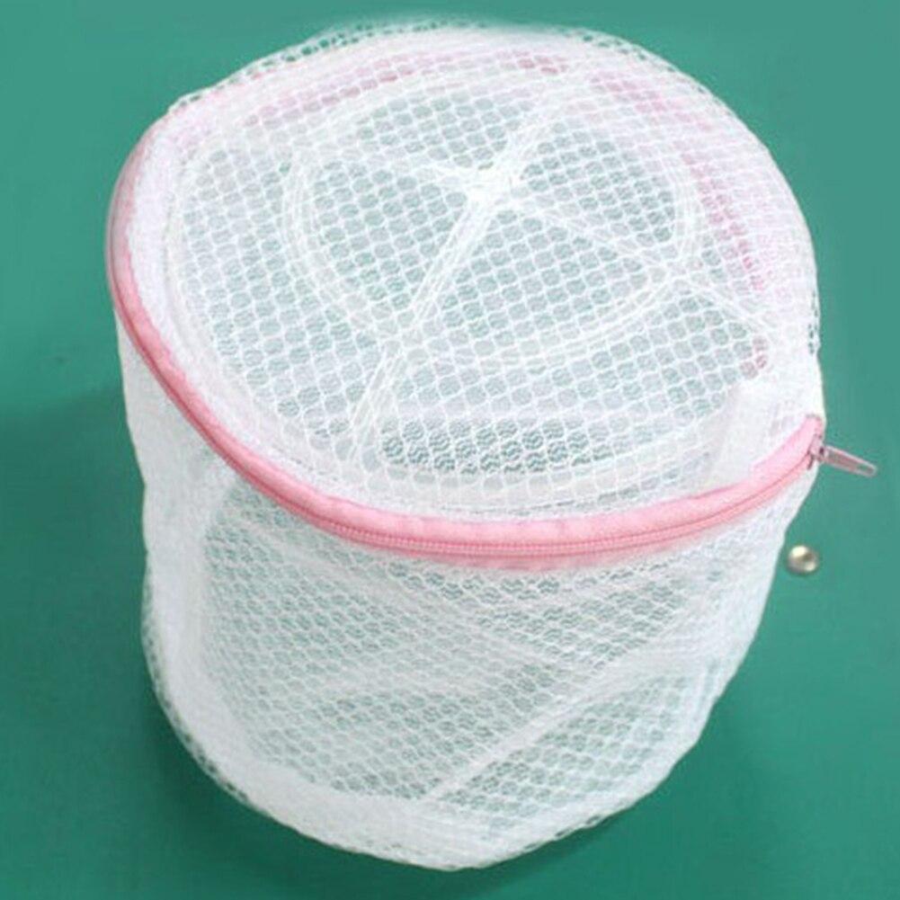 Touki72 Top Underwear Net Mesh Bag, Zipped Convenient Bra Socks Clothes Underwear Laundry Washing Bag Net Mesh