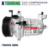 Compresor de aire acondicionado de CA para coche CR10 para Nissan Evalia NV200 92600CJ75D 92600-CJ75D