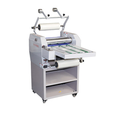Laminating-Machine Dc-5001-Laminator Cold-Paper Electric-Heating And Hot Roller-Structure