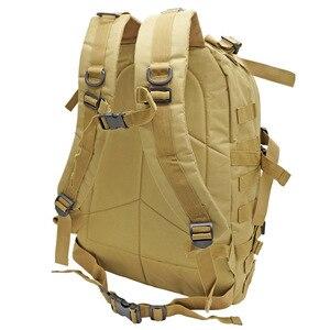 Image 4 - 40L del Sacchetto Tattico Army Molle Militare di Arrampicata Allaperto Zaino di Alpinismo di Campeggio di Caccia Trekking Viaggio Zaino Impermeabile
