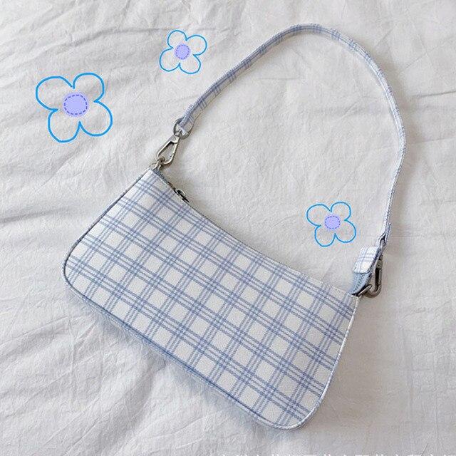 Sac à main Vintage en Toile pour femmes, petit sac à bandoulière Fashion, Style de luxe, Bella 5
