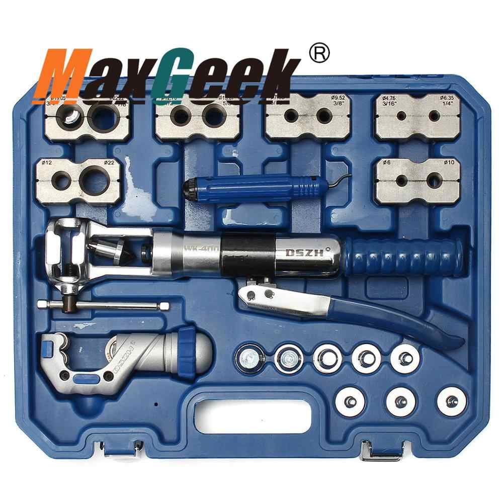 14-Piece Flaring and Swaging Brake Line Kit