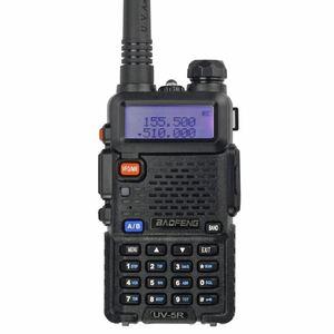 Image 2 - Baofeng UV 5R 워키 토키 10km UV5R CB 라디오 5W 128CH VHF UHF 듀얼 밴드 Baofeng UV 5R 양방향 햄 라디오 comunicador 스캐너
