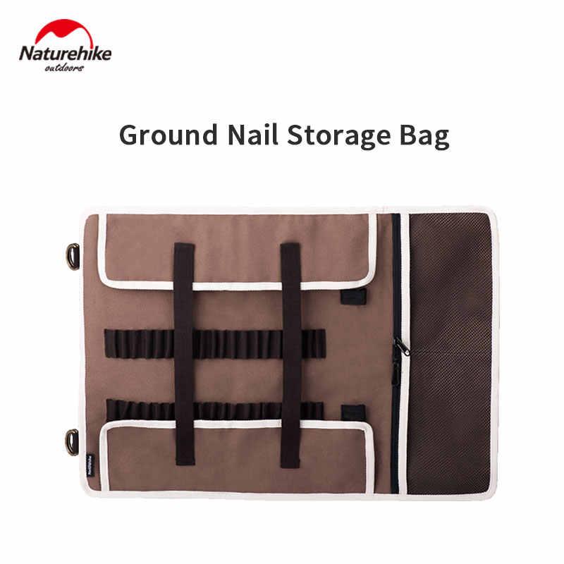 Organizer Tent peg bag Storage Waterproof Large capacity Outdoor Ground Nail