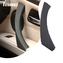 Left/Right Side Car Interior Inner Door Panel Handle Pull Outer Trim Cover for BMW 3-Series E90 E91 Auto Styling Accessories