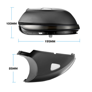 Image 5 - 2Pcs LED แบบไดนามิกแสดงด้านหลังสำหรับ VW Passat CC B7 ด้วง Scirocco Jetta MK6 LED Side Wing แบบไดนามิกเลี้ยวไฟสัญญาณ