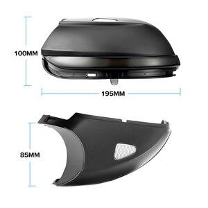 Image 5 - Indicador de espejo retrovisor LED dinámico para Volkswagen Passat CC B7 Beetle Scirocco Jetta MK6, luz de señal de giro dinámica, 2 uds.