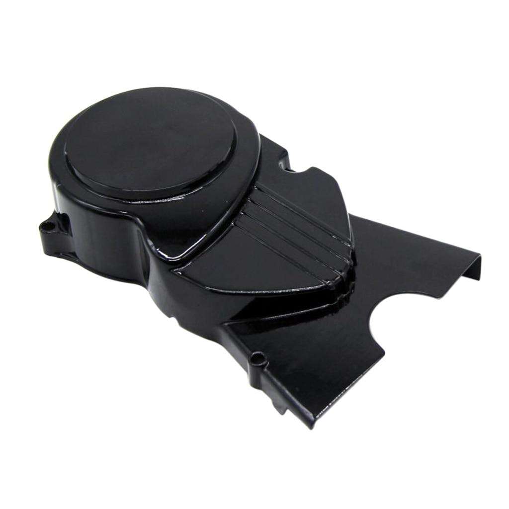 Linke Seite Motor Stator Motor Kettenrad Abdeckung Schutz für Lifan 110cc 125cc Dirt Bike