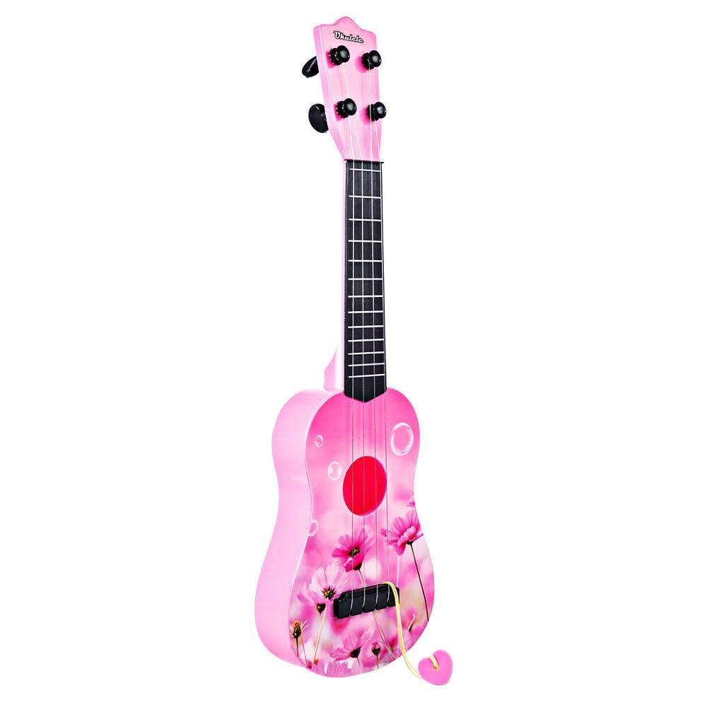 Children Mini Ukulele Simulation Guitar Kids Musical Instruments Toy Music Education Development Kids Birthday Christmas Gift