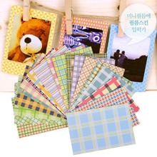 Śliczne Film Photo Book taśma pamiętnik papieru księga gości Craft Home Decor naklejki biurowe i szkolne naklejki papiernicze 20 sztuk partia tanie tanio CN (pochodzenie) 3 lata Approx 58 x 90mm