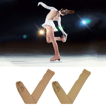 Warm Skating Performance Tights Over Boots Buckled Leggings Stocking Pants