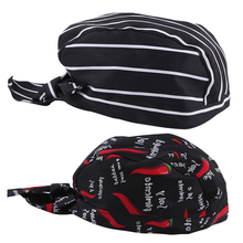 2pcs Chefs Skull Cap for Mens Women Catering Clubber,Cooks,Butchers Hats catering business