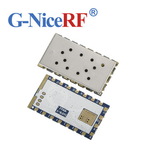 Image 5 - 2PCS/Lot High integrated Embedded walkie talkie module SA818 VHF Band 134 174MHz