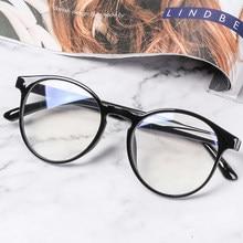 Mavi ışık gözlük PC çerçeve ve reçine Lens Anti mavi işık engelleme radyasyon güneş gözlüğü Unisex Trend şeffaf lensler bilgisayar gözlükleri