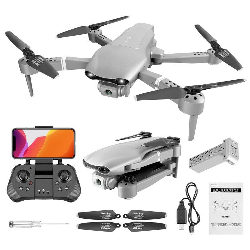 Drone GPS 4K 5G WiFi video en vivo FPV 4K/1080P HD ancho ángulo de cámara plegable altitud Durable RC Drone - 6