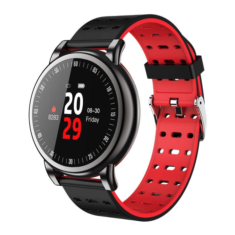 Activity Tracker Fitness Bracelet Heart Rate Blood Pressure Monitor Snartwatch B8+ Smart Watch PK Amazfit Pace 1 2 Sports Watch