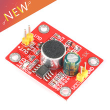 Voice Control Delay Module / Direct Drive LED / Motor Driver Board / DIY Small Desk Lamp / Small Fan DC 3V-9V 1.5A(China)