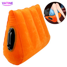 Sex-Toys Pillows Cushion Sofa Sex-Furniture Love-Position-Sets Erotic Inflatable Couple-Tools