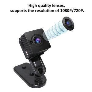 Nova sq12 mini câmera 720p cam visão noturna lente grande angular à prova dv gravador de vídeo de voz à prova dv câmera ação sq 12