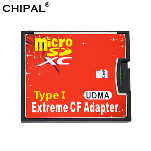 Cf-Card-Adapter Microsd Compact Flash-Type SDXC To TF SDHC CHIPAL High-Quality