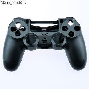Image 2 - ChengHaoRan ため PS4 プロハウジングシェル PS4 ため前面背面ハードケースカバープロ/スリム 4.0 V2 世代 2th コントローラ JDM 040 JDS 040