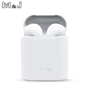 Image 1 - Hot Sale I7s  TWS Bluetooth Earphone Stereo Earbud Wireless Bluetooth Earphones In ear Headsets For All Smart Phone