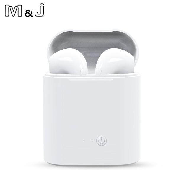Hot Sale I7s  TWS Bluetooth Earphone Stereo Earbud Wireless Bluetooth Earphones In ear Headsets For All Smart Phone