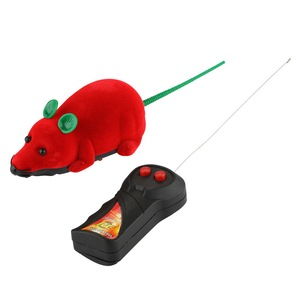 Image 5 - Mouse Toys Wireless RC Mice Cat Toys Remote Control False Mouse Novelty RC Cat Funny Playing Mouse Toys For Cats