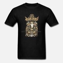 T camisas de compressão hilariantes a arte é assassinato mentriple seis impresso t camisa preto o pescoço camisas de manga curta dos homens t
