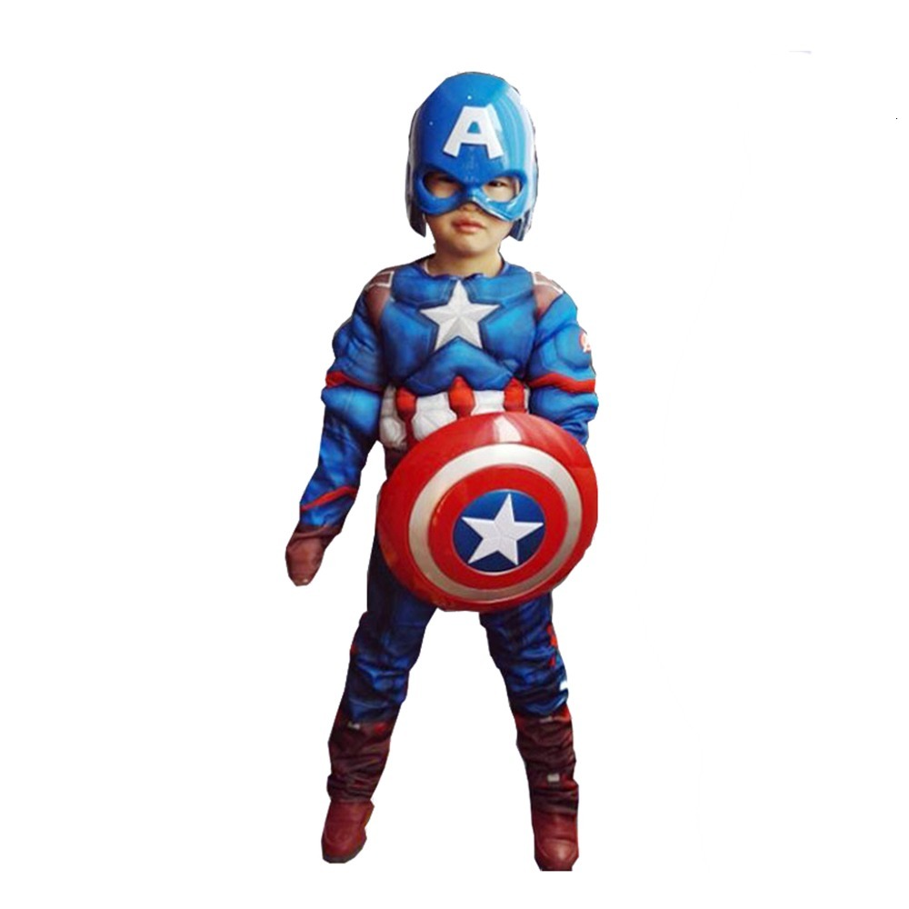 Disguise Costumes Marvel Super Hero Squad Thor Toddler Muscle Costume