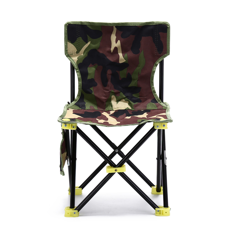 Lightweight Backpack Camping Portable Folding Fishing Chair made by Oxford Cloth