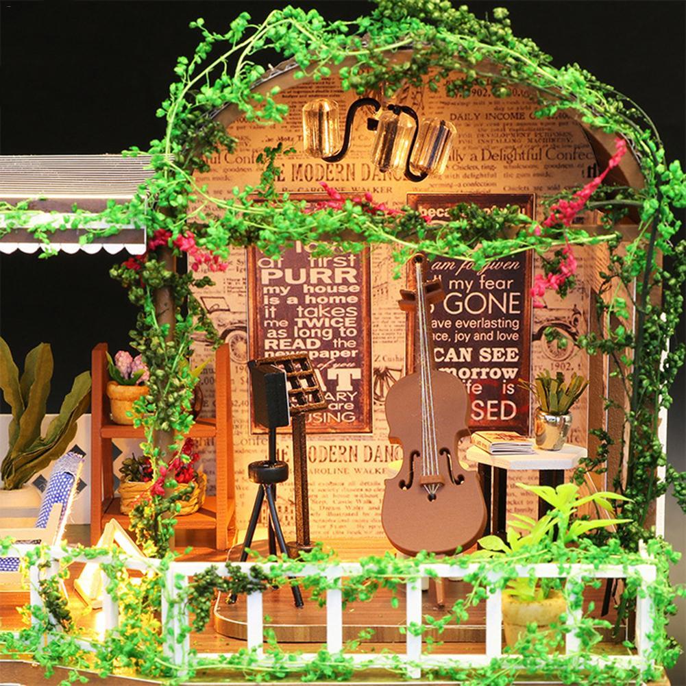 Hcc4599ceae624ad3bb891163ee143618j - Robotime - DIY Models, DIY Miniature Houses, 3d Wooden Puzzle