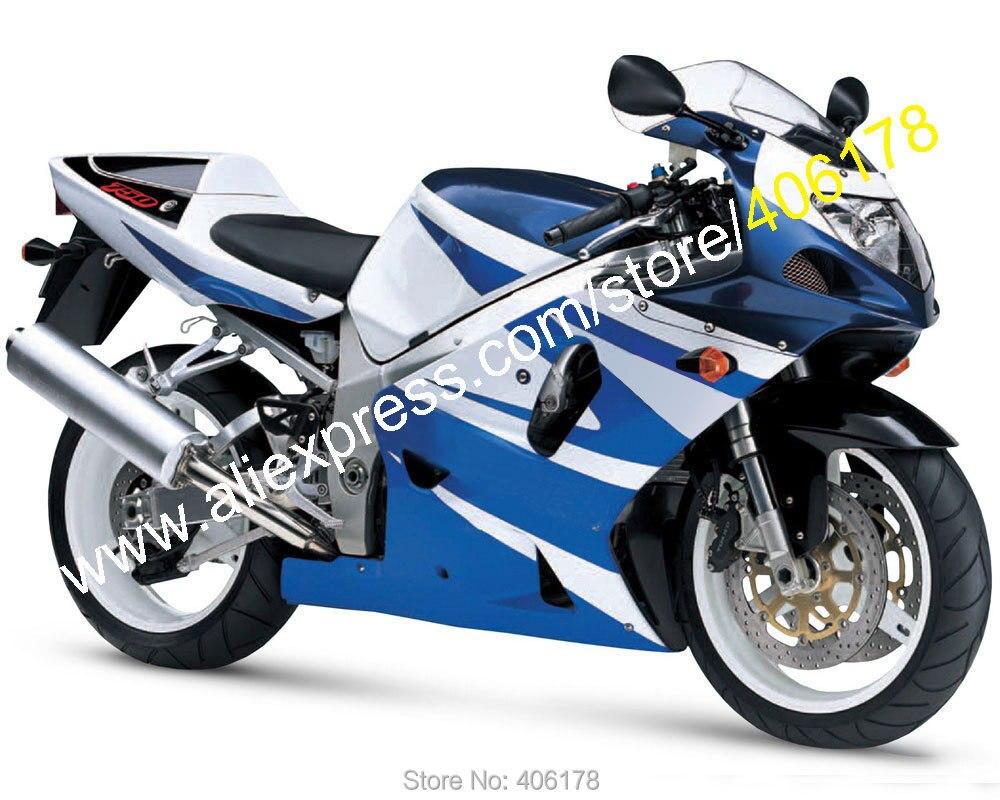 For Suzuki GSXR600//750 2001-2003 02 K1 Unpainted Fairing Kit Injection Bodywork