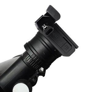 Image 5 - 31.7mm 1.25 אינץ טלסקופ הר מתאם (T הר) + T2 עדשת מתאם טבעת עבור Canon EF M ראי מצלמות